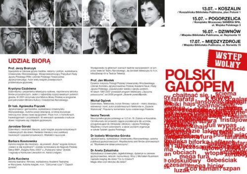 Polski galopem