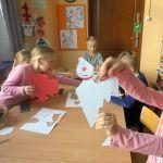 Nierozłączne trio- zajęcia plastyczne