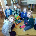 Spotkanie z przedszkolakami.
