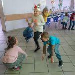 Dzień bociana - spotkanie z przedszkolakami