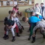 """""""Leśny karnawał"""" - spotkanie z przedszkolakami."""