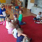 Lato Balbiny-spotkanie z przedszkolakami.