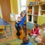 Roszpunka - spotkanie z przedszkolakami
