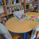 W bibliotece jak w domu