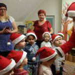 Spotkanie z Mikołajem w Manowie