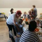 Spotkanie wigilijne w przedszkolu