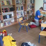 Zabawa w bibliotece