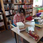 Wrzesień w bibliotece