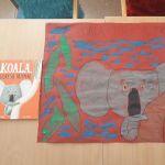 """""""Koala, który się trzymał""""/Świat zwierząt - koala"""
