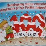 Święto Niepodległości - zajęcia plastyczne