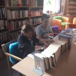 Październik 2018 w bibliotece