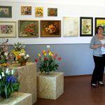 """Wystawa """"Kwiaty w sztuce"""""""