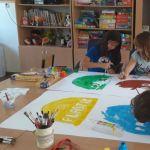 Akcja segregacja - zajęcia ekologiczno-plastyczne