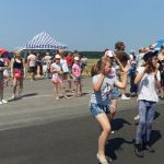 Lotniczy Dzień Dziecka w Zegrzu Pomorskim