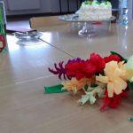Kwiatki dla Pani Sołtys