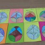Logiczne puzzle geometryczne