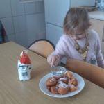 Pączki serowe - tłusty czwartek w świetlicy
