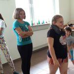 zajęcia wakacyjne w świetlicy w Manowie - lipiec 2019 r.